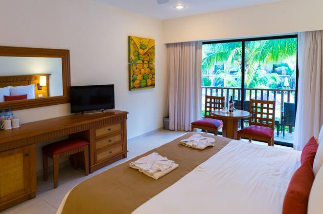 礁椰树海滩度假村 - 卡门海滩 - 睡房