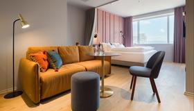 列弗酒店 - 卢布尔雅那 - 睡房
