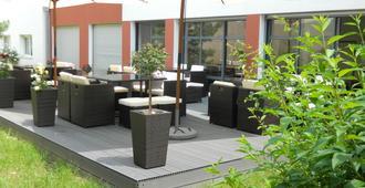 普利维洛奇里昂旅馆 - 里昂 - 户外景观