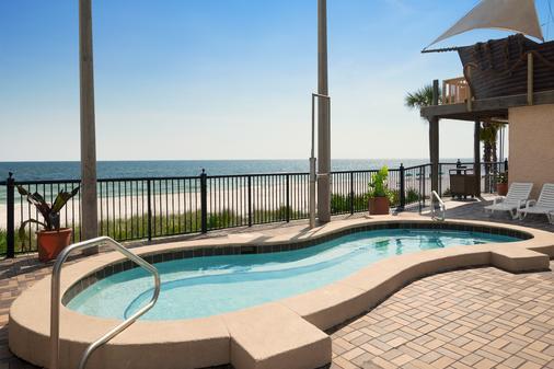 戴斯巴拿马城海滩酒店 - 巴拿马城海滩 - 水疗中心