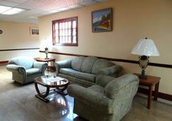 皇宫酒店 - 危地马拉 - 休息厅