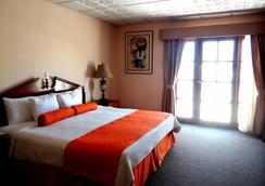 皇宫酒店 - 危地马拉 - 睡房