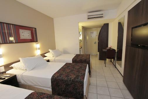 伊拉谢马之声酒店 - 福塔莱萨 - 睡房