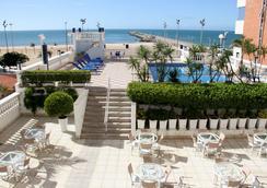 伊拉谢马之声酒店 - 福塔莱萨 - 游泳池