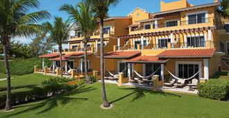坎昆秘密卡普里海岸全包酒店-仅限成人入住 - Playa del Carmen - 建筑