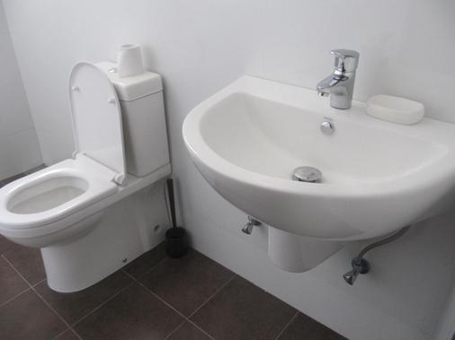 天使宾馆 - 尼甘布 - 浴室