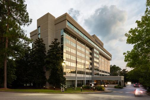 佩利米特公园希尔顿逸林酒店 - 伯明翰 - 建筑