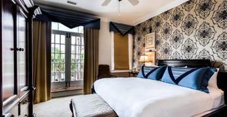 本顿酒店 - 查尔斯顿 - 睡房