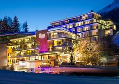 伊施格尔弗里安纳酒店 - 伊施格尔 - 户外景观