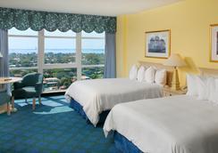 Miami Beach Resort - 迈阿密海滩 - 睡房