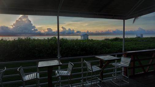 迈阿密海滩Spa度假酒店 - 迈阿密海滩 - 阳台