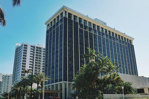 迈阿密海滩Spa度假酒店 - 迈阿密海滩 - 建筑