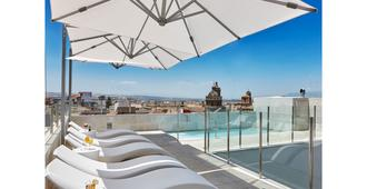 格拉纳达五味套房旅馆 - 格拉纳达 - 露天屋顶
