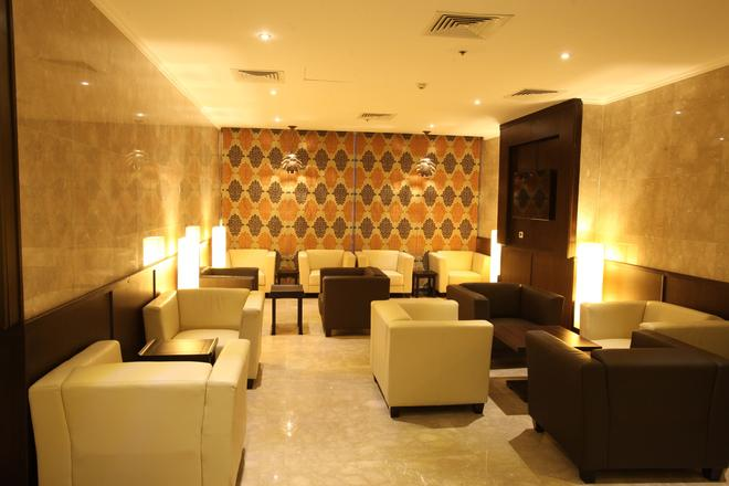 金洋酒店 - 多哈 - 休息厅