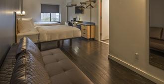 布鲁克林之家酒店 - 布鲁克林 - 睡房