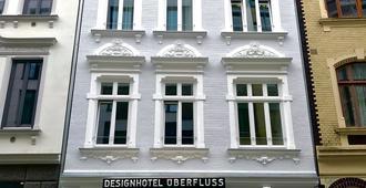 昂贝弗拉斯设计酒店 - 不莱梅 - 建筑