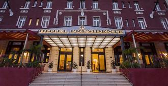 洛克总统酒店 - 哈瓦那 - 建筑