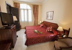 洛克总统酒店 - 哈瓦那 - 睡房