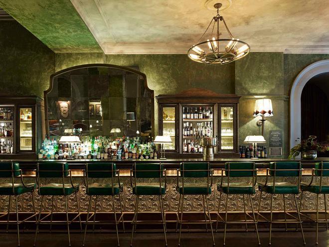 比克曼汤普森酒店 - 纽约 - 酒吧