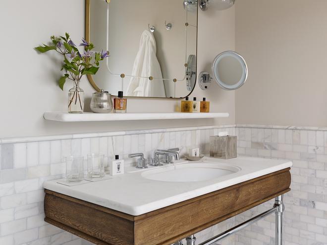 比克曼汤普森酒店 - 纽约 - 浴室