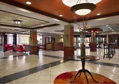温德姆花园纽瓦克机场酒店 - 纽瓦克 - 大厅