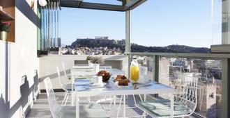艾弗瑞派德酒店 - 雅典 - 阳台