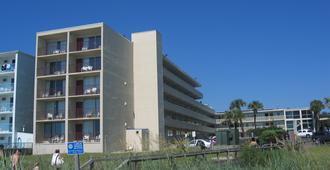 海滨海盗汽车旅馆 - 默特尔比奇 - 建筑