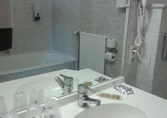 Hotel Prince de Liege - 布鲁塞尔 - 浴室