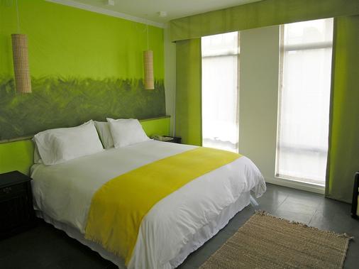 蓝树创始人酒店 - 圣地亚哥 - 睡房