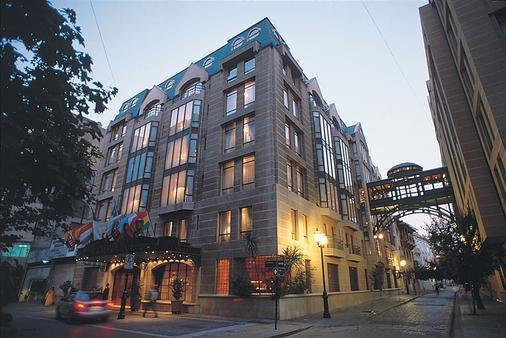 蓝树创始人酒店 - 圣地亚哥 - 建筑