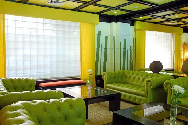 蓝树创始人酒店 - 圣地亚哥 - 大厅