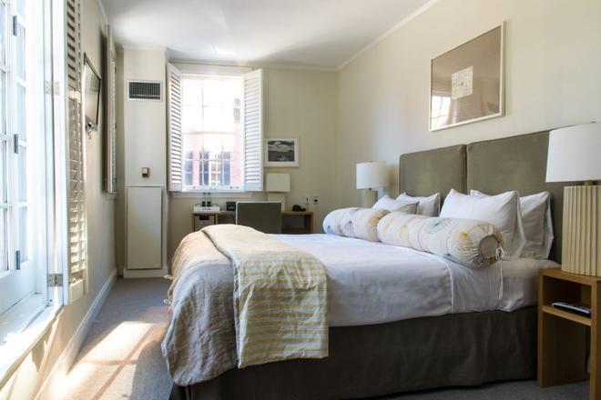 毕肯山酒店 - 波士顿 - 睡房