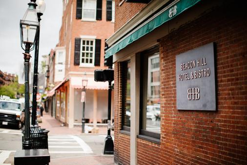 毕肯山酒店 - 波士顿 - 建筑