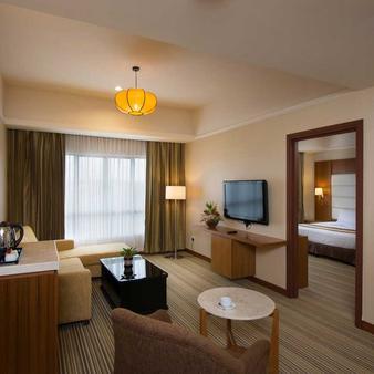 槟城珍珠景布莱酒店 - 乔治敦 - 睡房