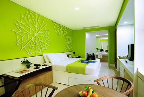 阿斯托利亚长滩岛 - Malay - 睡房