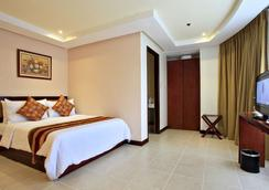 Hotel Centro - Puerto Princesa - 睡房