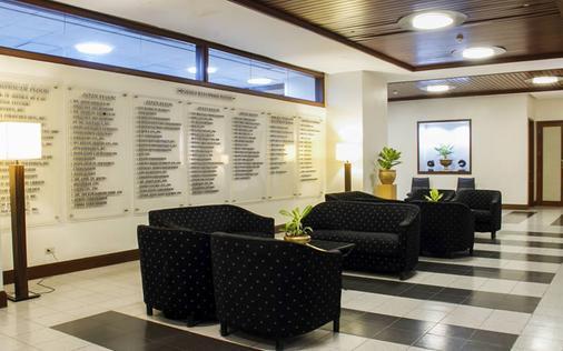 马尼拉aim会议中心酒店 - 马尼拉 - 休息厅