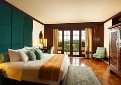 巴厘岛阿优达度假酒店 - 乌鲁瓦图 - 睡房
