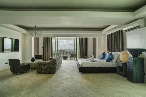 Lingganay Boracay Hotel Resort - Malay - 睡房