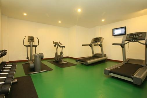 阿斯亚总理套房酒店 - Malay - 健身房