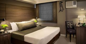 阿斯托瑞亚绿带酒店 - 马卡蒂 - 睡房