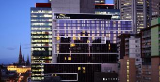 墨尔本馨乐庭伯克酒店 - 墨尔本 - 建筑