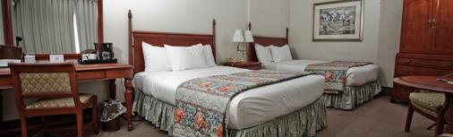 瀑布风景旅程住宿酒店 - 尼亚加拉瀑布 - 睡房