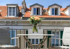 格兰德弗洛雷斯酒店 - 尼斯 - 露天屋顶