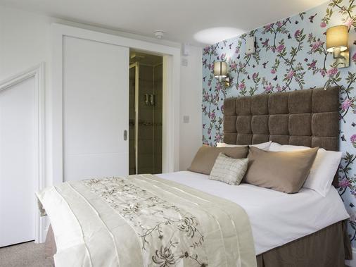 樱花草宾馆 - 伦敦 - 睡房