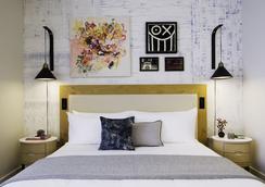 纽约鲍威利50酒店 - 纽约 - 睡房