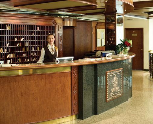 罗斯尊贵酒店 - 基辅 - 柜台