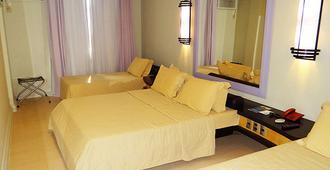钻石酒店 - 里约热内卢 - 睡房