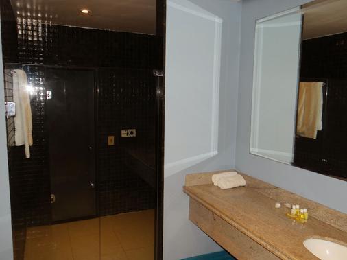 钻石酒店 - 里约热内卢 - 浴室