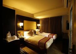 Platinum Hotel & Spa - 加德满都 - 睡房